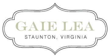 About Gaie Lea, vacation/event home in Staunton, Virginia